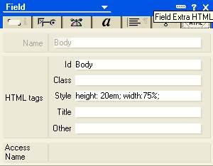 Body Field